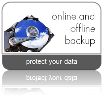 online and offline data backup services from cleardata