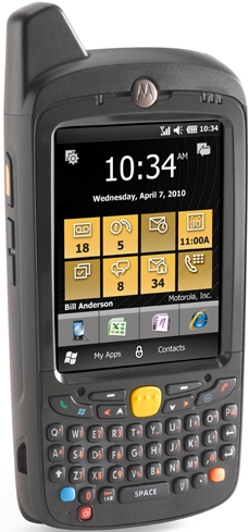 Rugged PDA Solutions from Cleardata